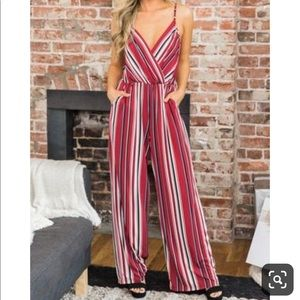 Magic of Love Jumpsuit from Pink Lily Boutique